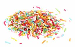 Sugar candies Stock Image