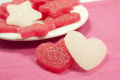 Sugar candies Stock Photo