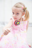 Sugar candy Stock Images