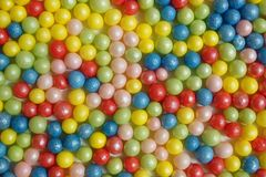 Sugar candy for decorating a cake. royalty free stock photo