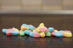Sugar candy Royalty Free Stock Images
