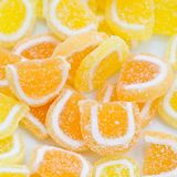 Sugar candy sweets Stock Photography