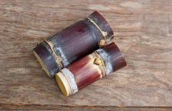 Sugar cane. Royalty Free Stock Photos