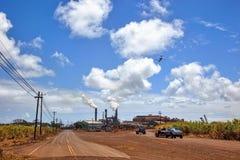 Sugar Cane Industry Imagen de archivo