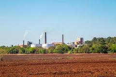 Sugar Cane Industry Fotos de archivo libres de regalías