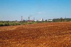 Sugar Cane Industry royalty-vrije stock afbeeldingen