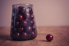 Sugar coated balls Stock Photos