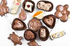 Sugar-coated Bonbons Lizenzfreie Stockfotografie