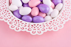 Sugar coated candy Royalty Free Stock Image