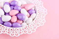 Sugar coated candy Royalty Free Stock Photos