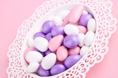 Sugar coated candy Stock Photo
