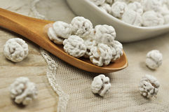 Sugar-coated chickpeas Stock Images