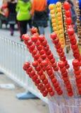 Sugar Coated Fruits royalty-vrije stock foto's