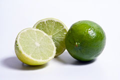 Sugar coated lime Royalty Free Stock Photo