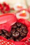 Sugar-coated sötsaker Arkivfoto
