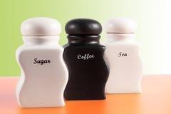 Sugar, Coffee, Tea Royalty Free Stock Image
