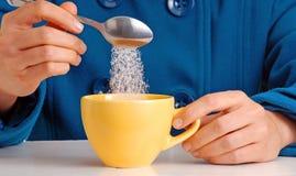 Sugar coffee. Stock Image
