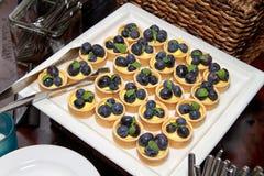 Sugar Confection Dessert Sweets Buffet fotos de stock royalty free