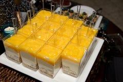 Sugar Confection Dessert Sweets Buffet imagem de stock royalty free