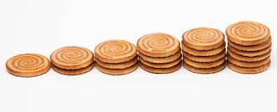 Sugar cookies Royalty Free Stock Photos