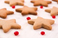 Sugar cookies Royalty Free Stock Image