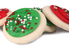 Sugar Cookies Royalty Free Stock Photography