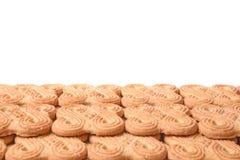 Sugar cookies. Sweet savory pastries Royalty Free Stock Image