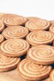 Sugar cookies. Sweet savory pastries Stock Image