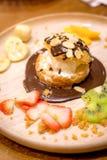 Sugar Cream Stock Photos