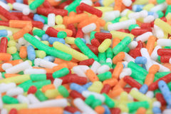 Sugar Crumbles II Stock Photos