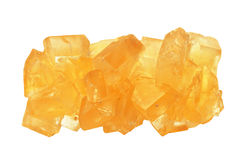 Sugar crystals Stock Photo