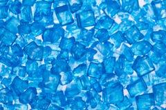 Sugar crystals Royalty Free Stock Photo