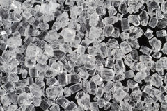 Sugar crystals Royalty Free Stock Images