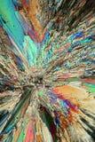 Sugar Crystals Stockfoto