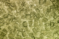 Sugar Crystals Stock Afbeeldingen