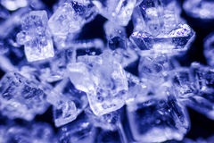 Sugar crystals Stock Photography