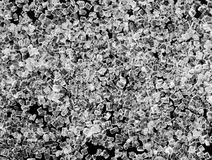 Sugar crystals background Royalty Free Stock Photos