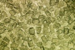 Sugar crystals Stock Images
