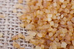Sugar crystals Royalty Free Stock Image