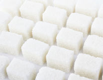 Sugar cube Stock Photo