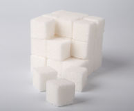 Sugar cube Royalty Free Stock Images