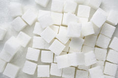 Sugar Cube Stockbilder