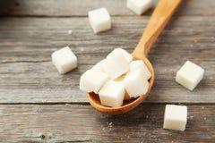 Sugar Cube Royalty-vrije Stock Foto