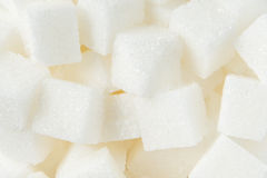 Sugar Cube Stockfoto