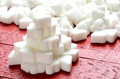 Sugar Cube Stockbild