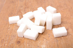 Sugar Cube Lizenzfreies Stockfoto