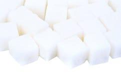 Sugar Cube Royaltyfri Fotografi