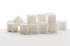 Sugar Cube Royalty-vrije Stock Foto's