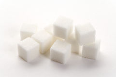 Sugar Cube Royalty Free Stock Image