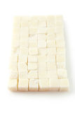 Sugar cube Royalty Free Stock Images